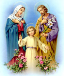 Catholic Holy Pictures Holy Family